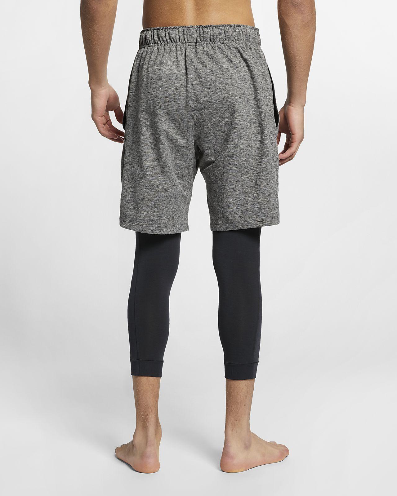 e081c089b8634 Nike Dri-FIT Men's Yoga Training Shorts. Nike.com LU