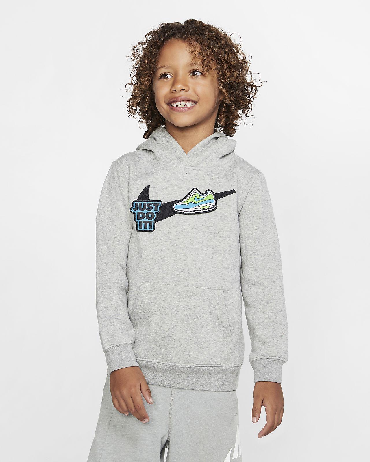 Nike JDI 幼童套头连帽衫