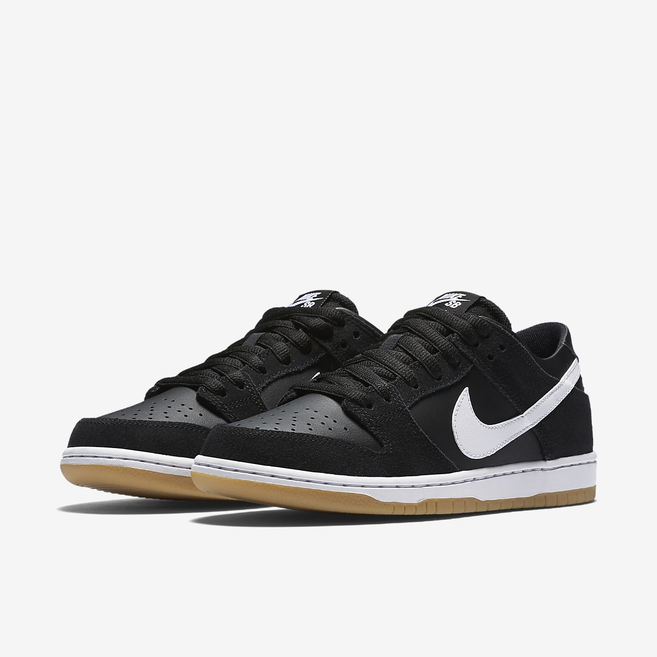Discount Authentic Mens Nike Dunk Low Shoes Brown/White/Dark Brown