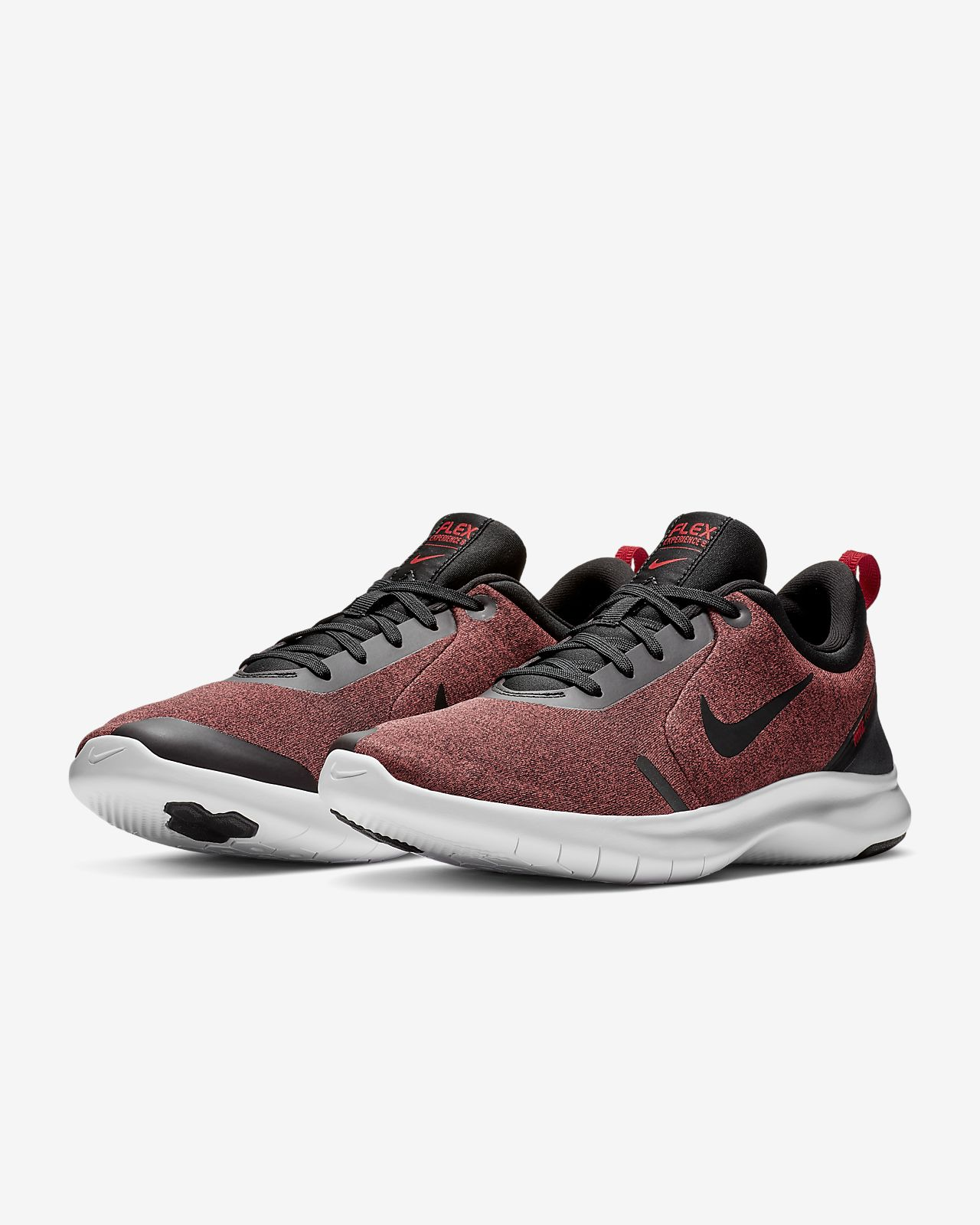 Men's Grey Nike Flex Experience Run 8  Life Style Sports
