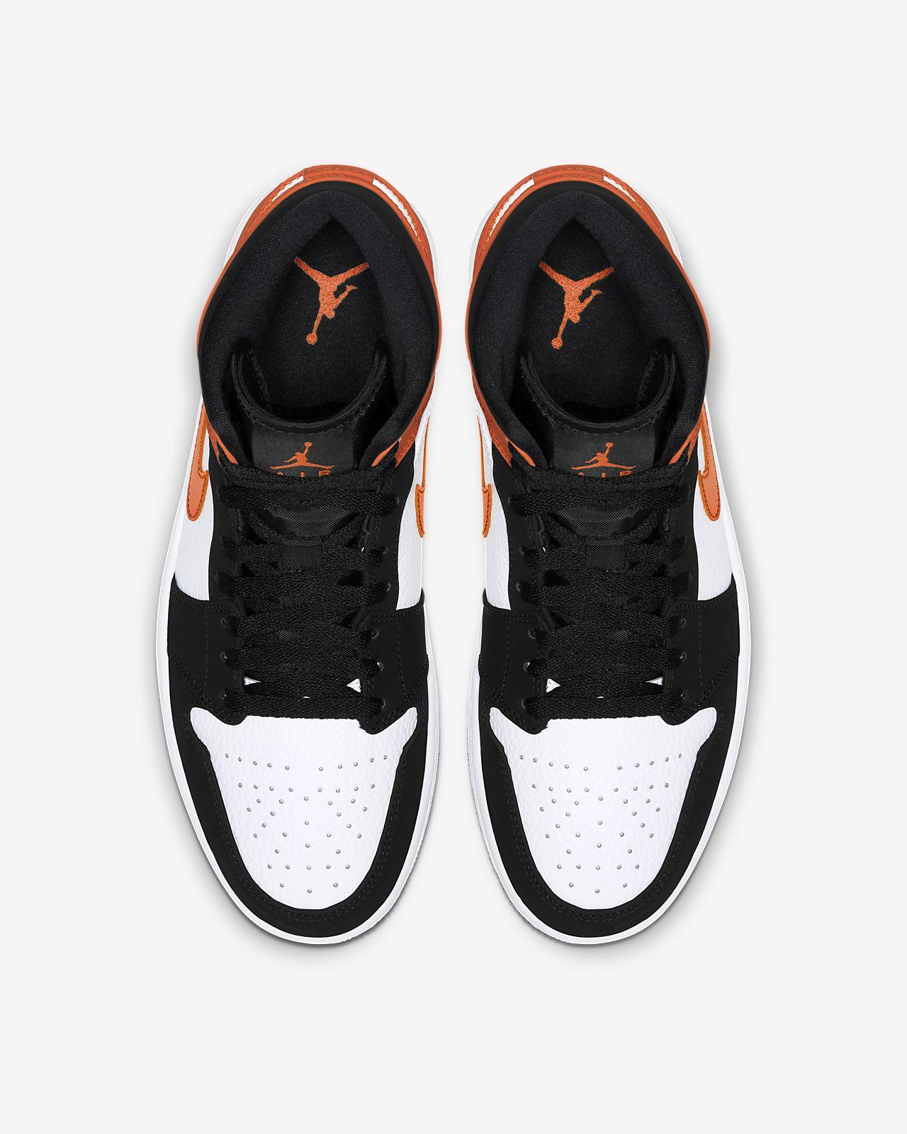 Nike Herren Schuhe sneakers Nike Air Jordan 1 Mid 554724