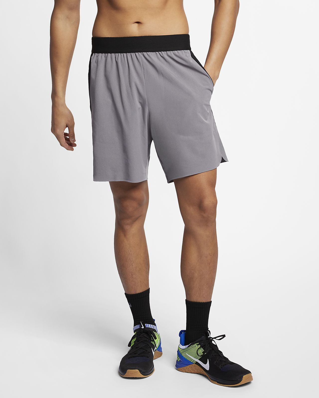 706638db7163 Nike Flex Tech Pack Men s Training Shorts. Nike.com IL