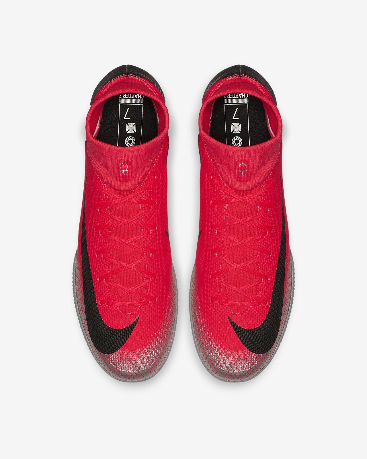 eb28986c3 ... Nike MercurialX Superfly VI Academy CR7 IC Indoor Court Football Shoe
