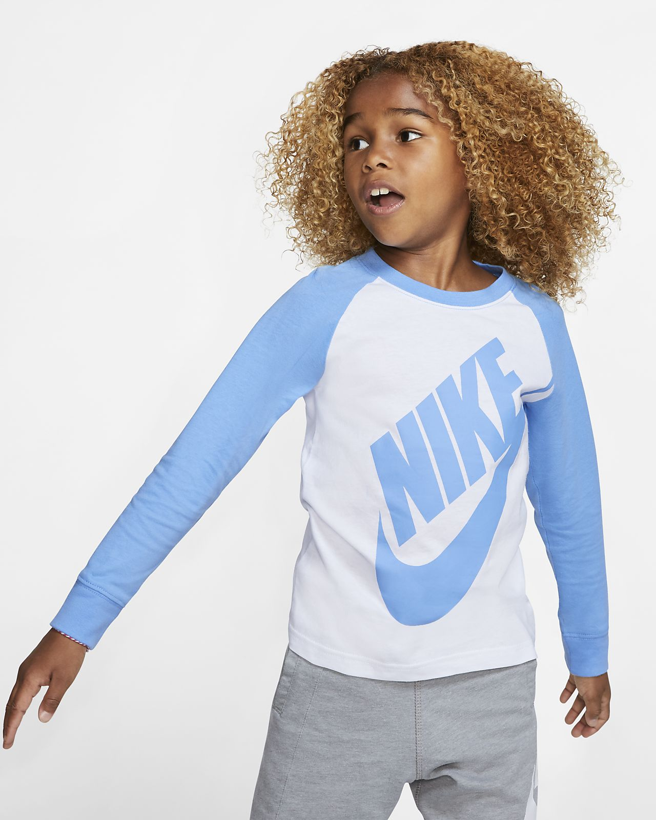 Tee-shirt à manches longues Nike pour Jeune enfant