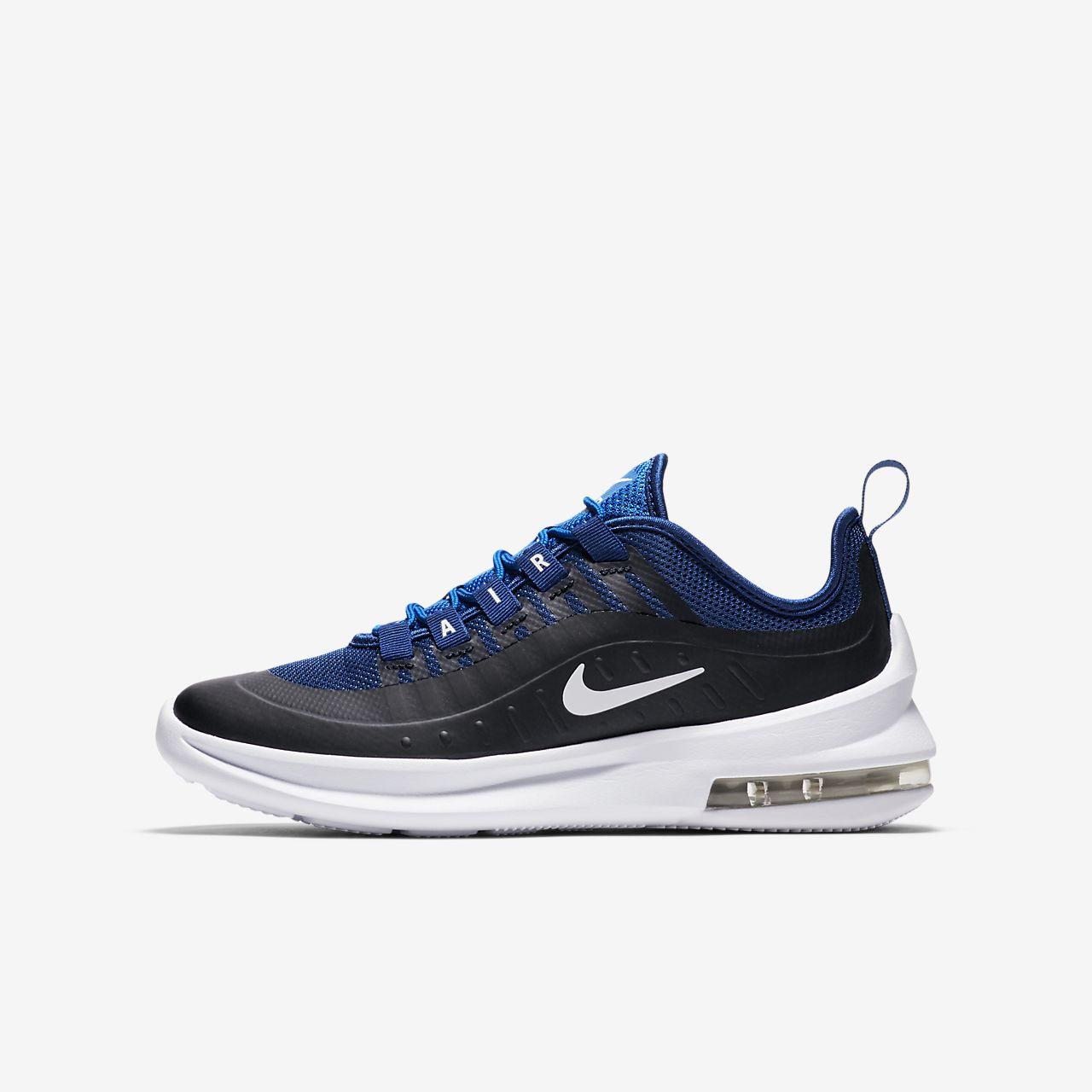 Nike Baskets  Air Max Axis Noir H noir - Chaussures Basket Homme