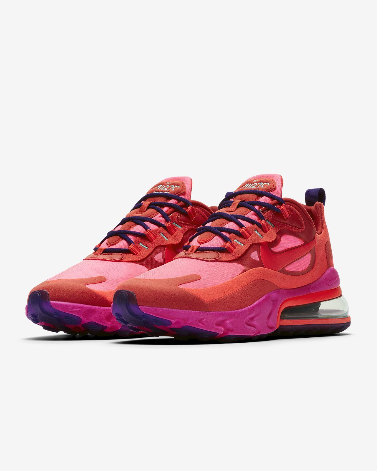 Nike Air Max 270 university goldblackpsychic pinkwhite au