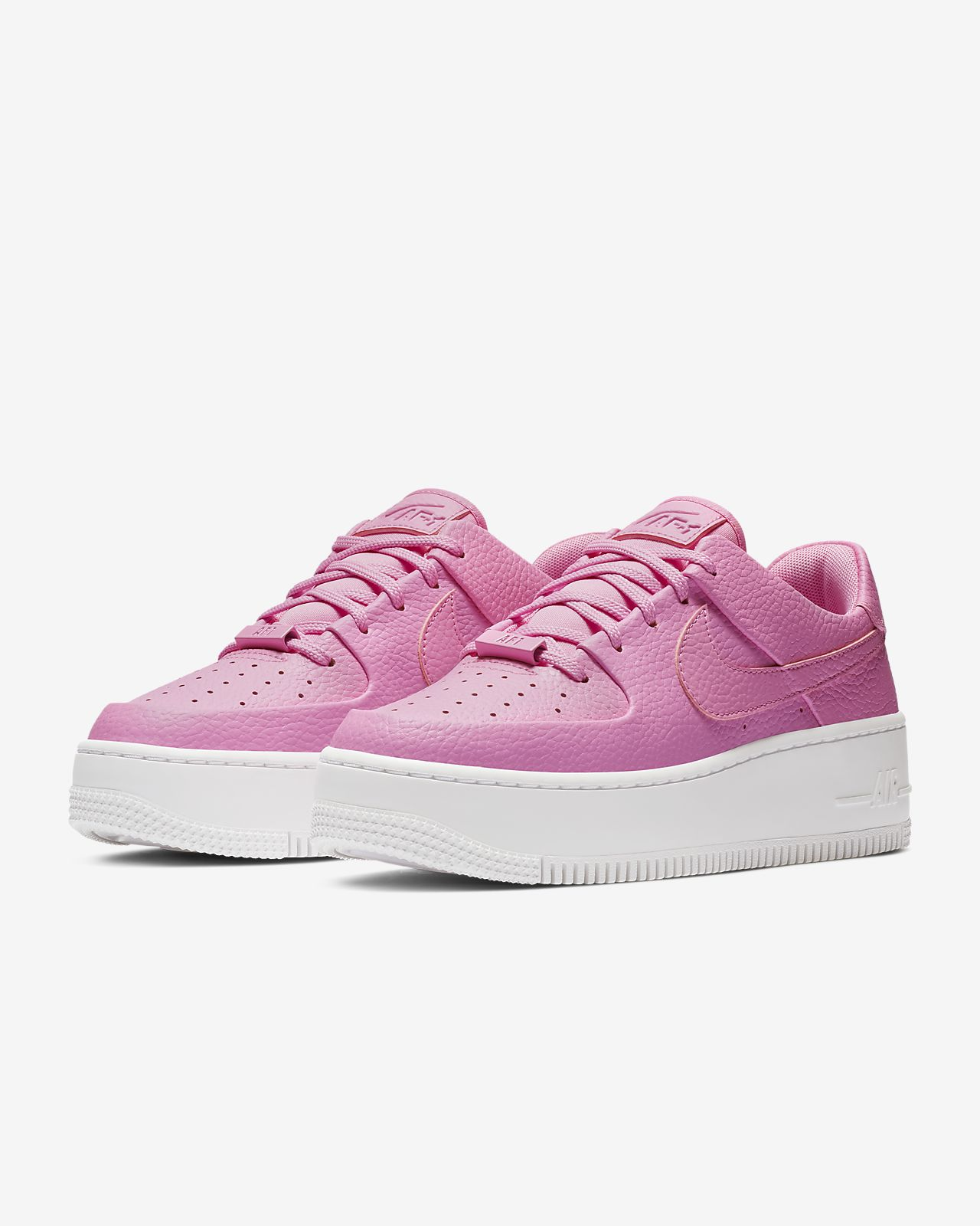 quality design ea6be 0c005 ... Nike Air Force 1 Sage Low Womens Shoe
