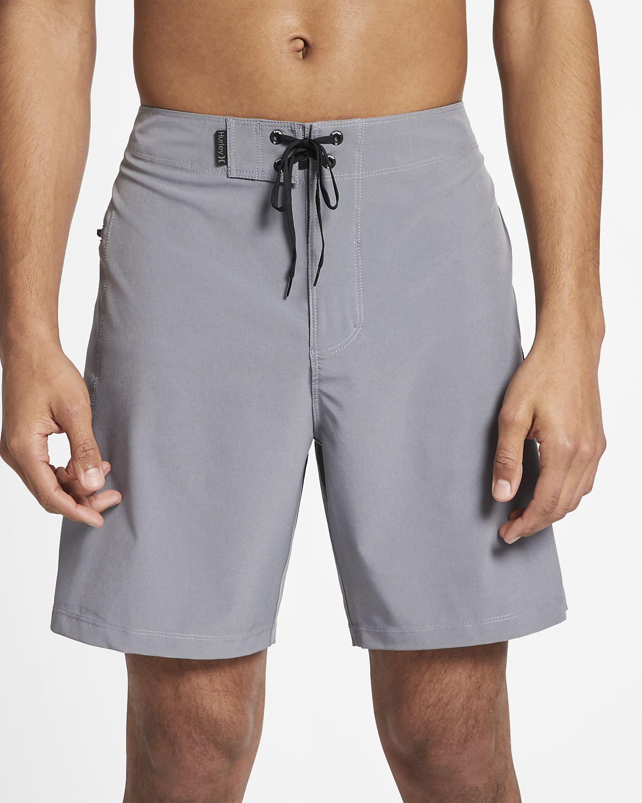 Shorts de playa de 46 cm para hombre Hurley Phantom One And Only