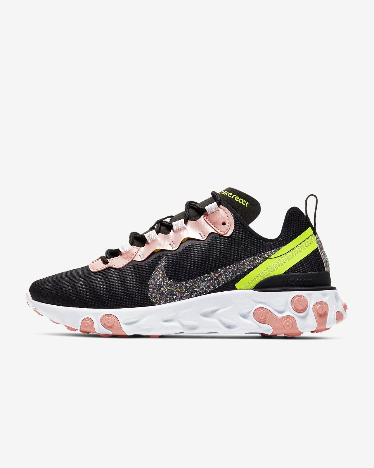 Nike React Element 55 Premium-sko til kvinder
