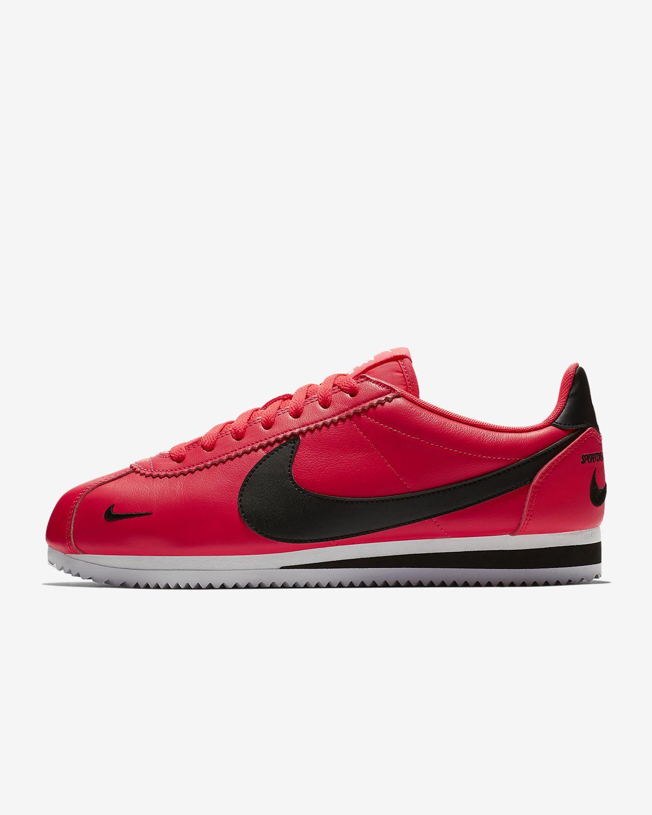 Cortez Calzado Cl Unisex Premium Nike Classic PaRYF