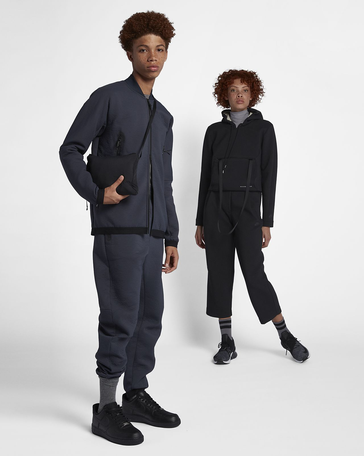 Nike Sportswear Tech Pack Packable Hoodie. Nike.com 33e040f1ae41