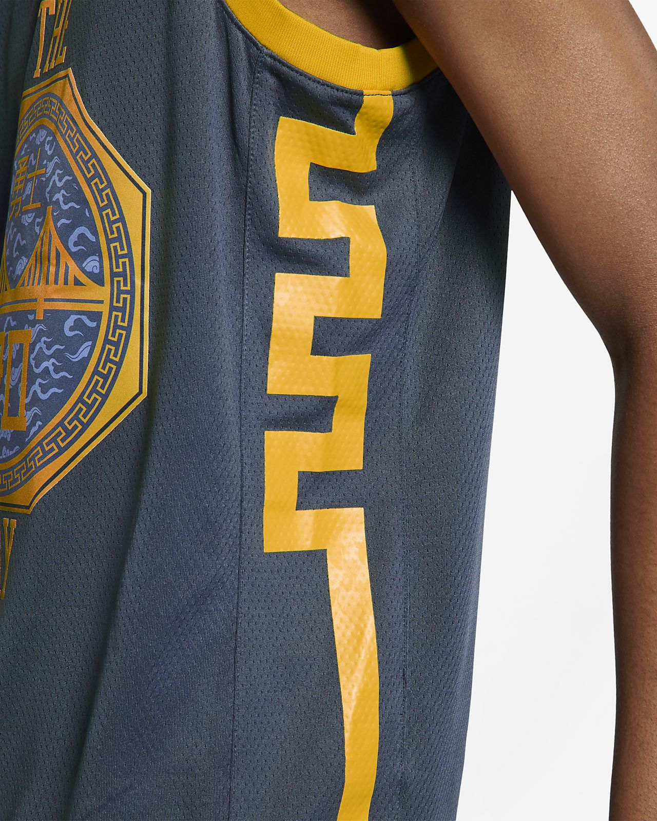a2e423a7269 ... Stephen Curry City Edition Swingman (Golden State Warriors) Men s Nike  NBA Connected Jersey