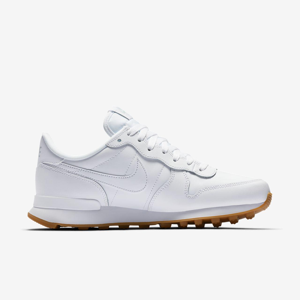 Nike Internationalist Sneaker Damen Weiss F103