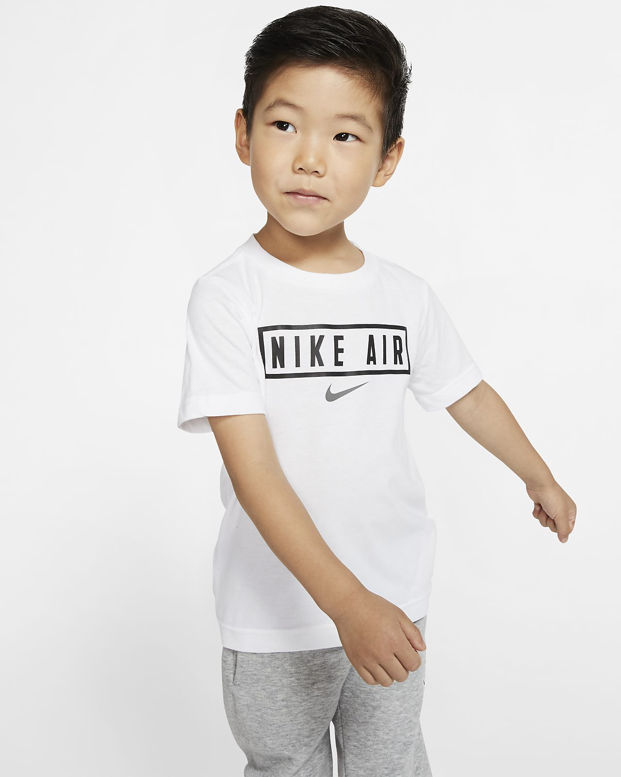 Κοντομάνικο T-Shirt Nike Air για νήπια