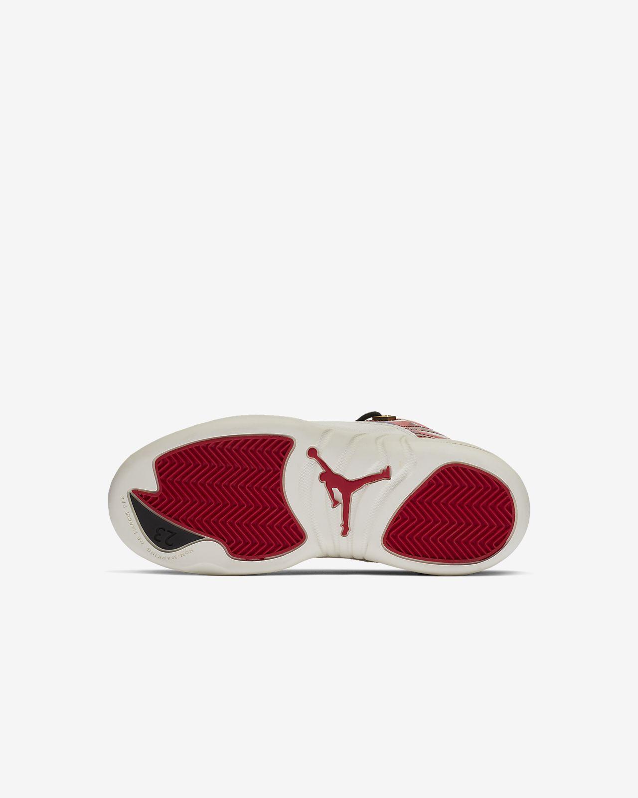 dfb9a58e8dbf6f Air Jordan 12 Retro CNY Little Kids  Shoe. Nike.com