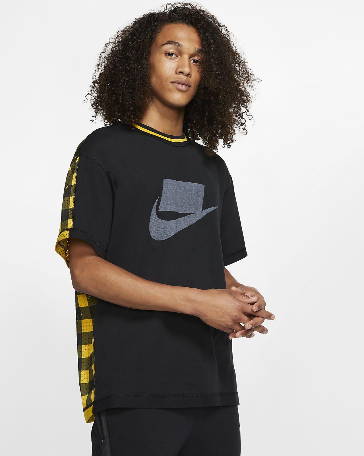 Kortärmad tröja Nike Sportswear NSW för män