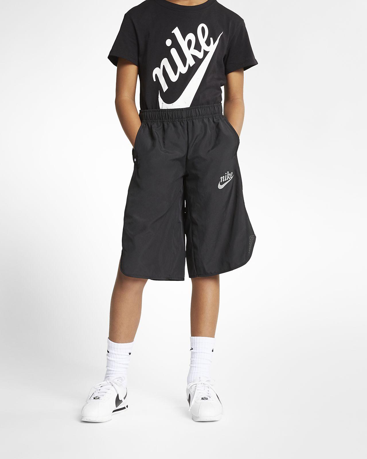 Culote para niña talla grande Nike Sportswear