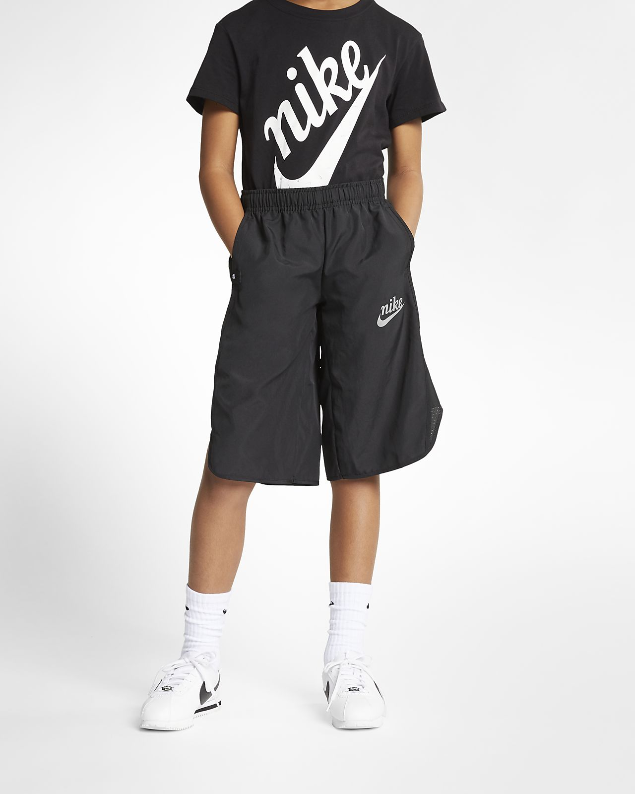 Nike Sportswear Big Kids' (Girls') Culottes