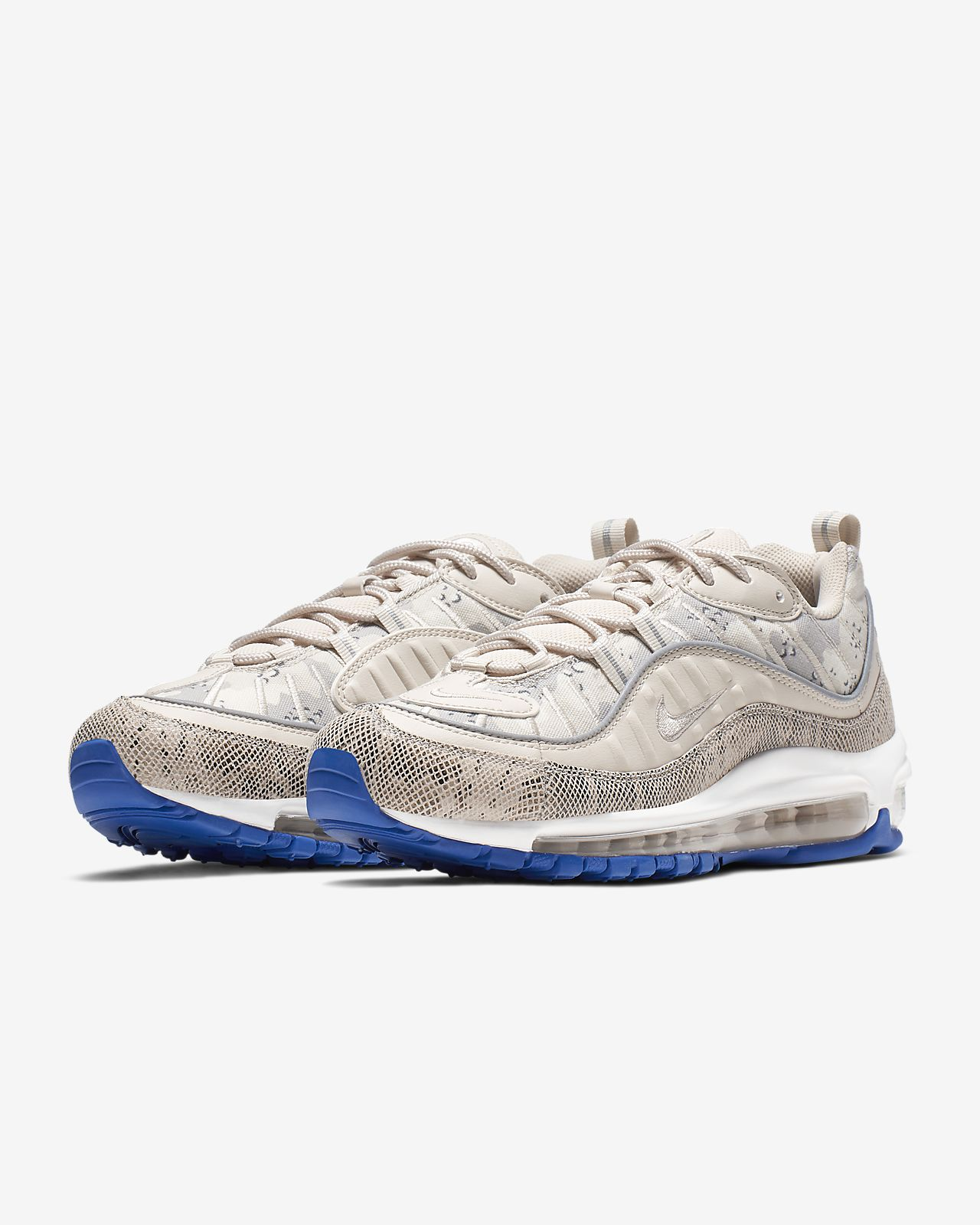 Chaussures Nike Wmns Air Max 98 Beige Beige Achat Vente