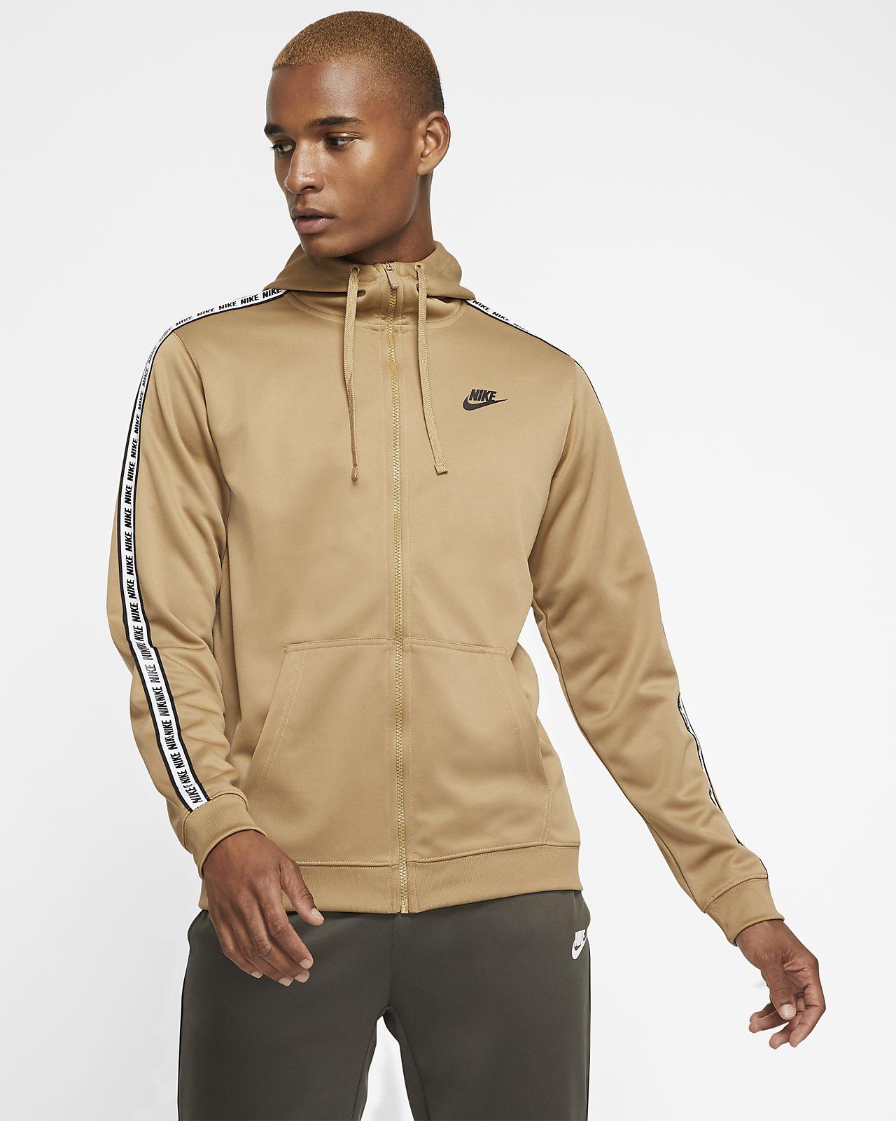 Nike Sportswear Sudadera con capucha con cremallera completa - Hombre