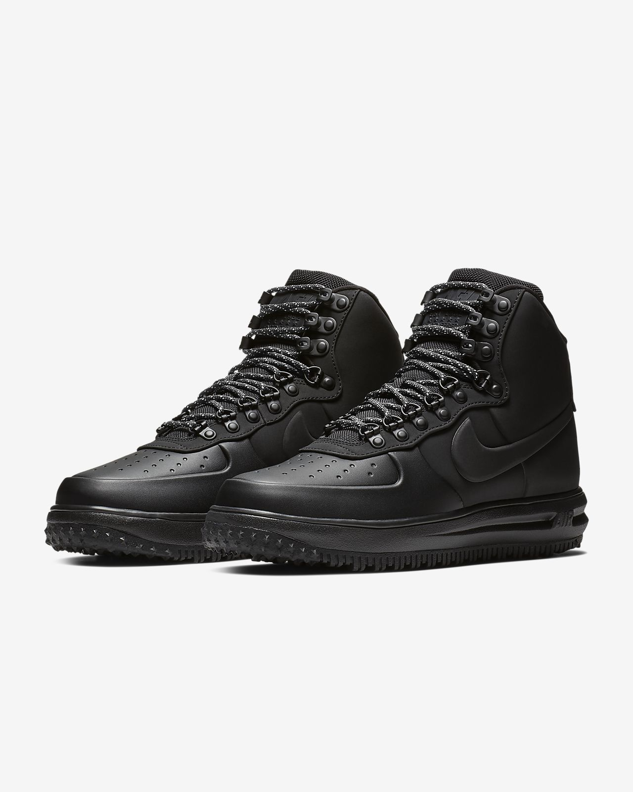 Nike Air Max 90, Nike Air Force 1 (Duckboot, Lunar), Nike