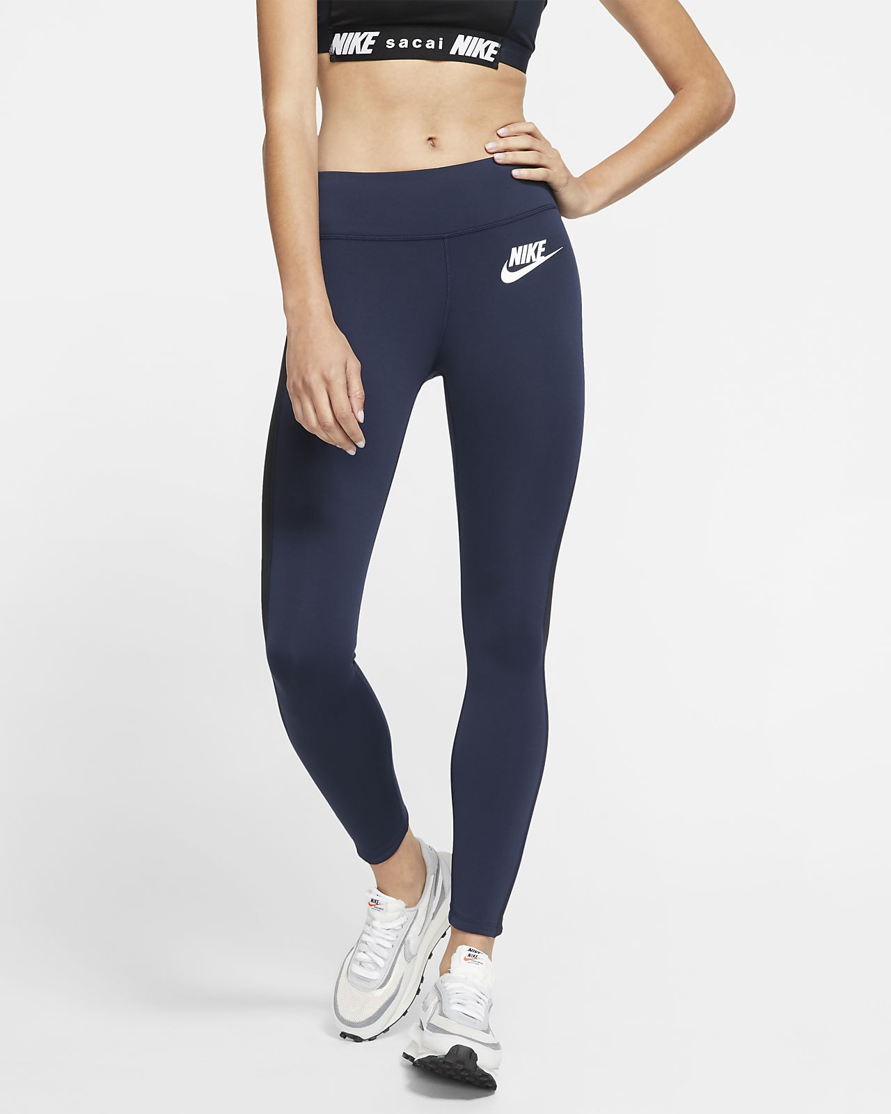 Nike x Sacai Malles de running - Dona