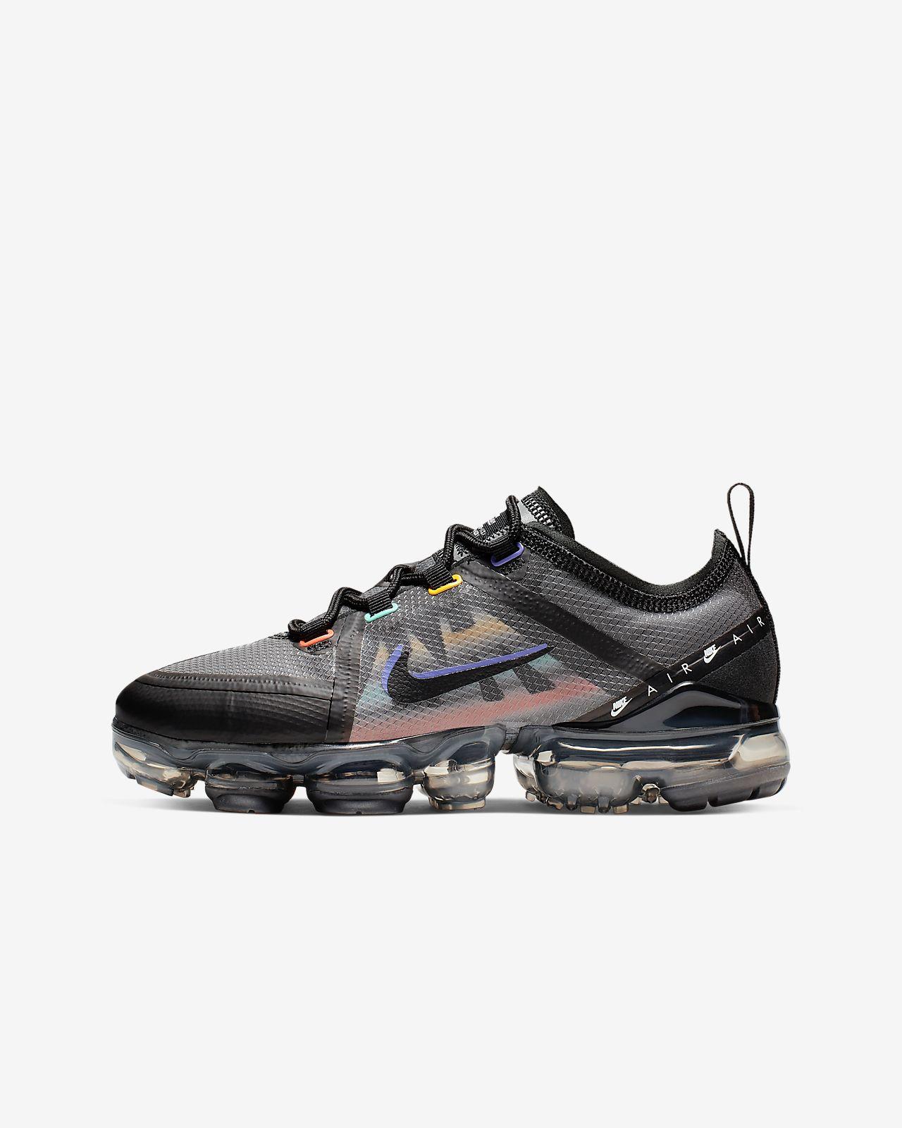 Nike Air VaporMax 2019 Game Change-sko til store børn