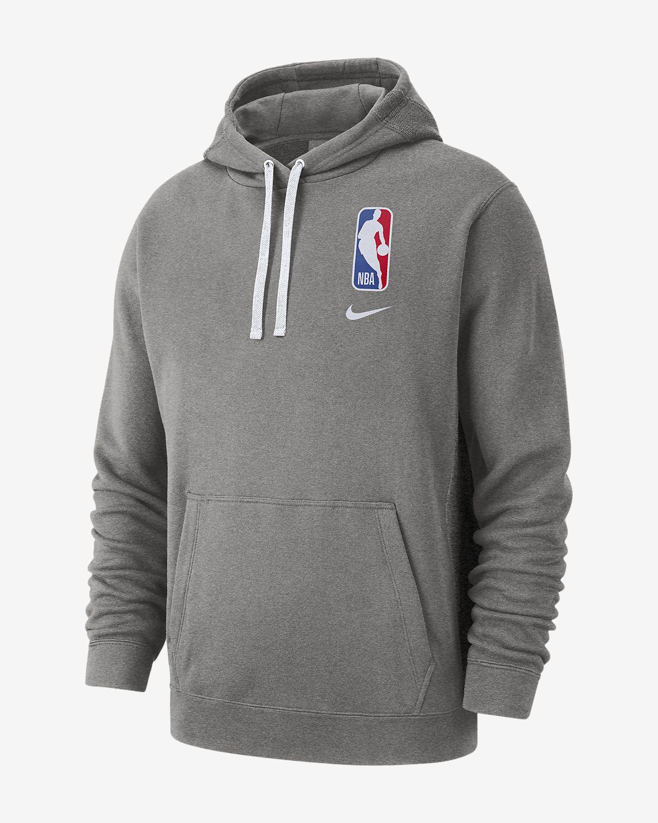 Nike NBA-hettegenser til herre