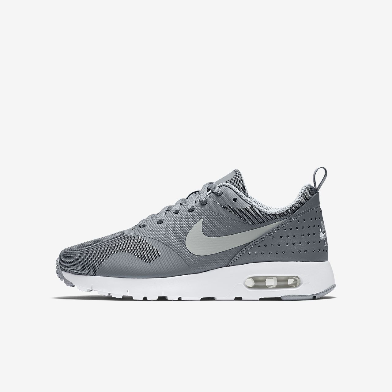 Nike Air Max Tavas Older Kids' Shoe Black DJ8076840