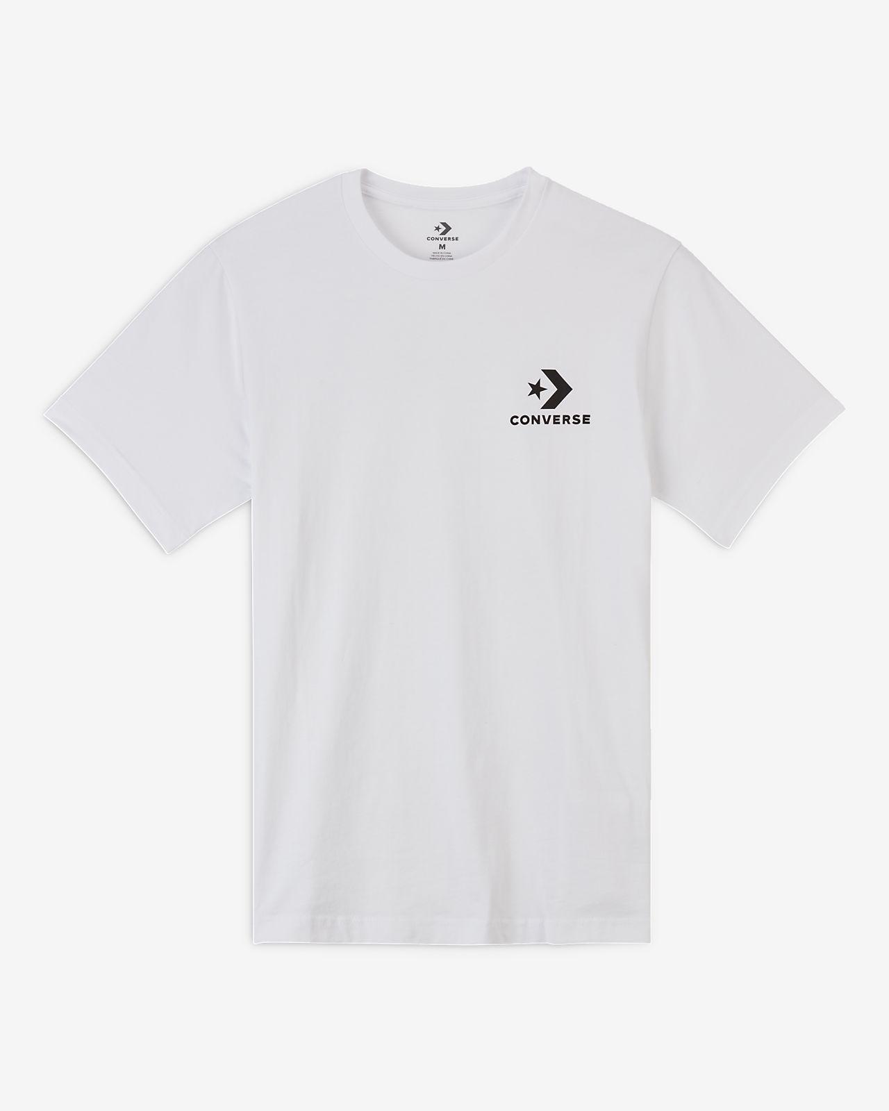 Converse Left Chest Star Chevron Men's T-Shirt