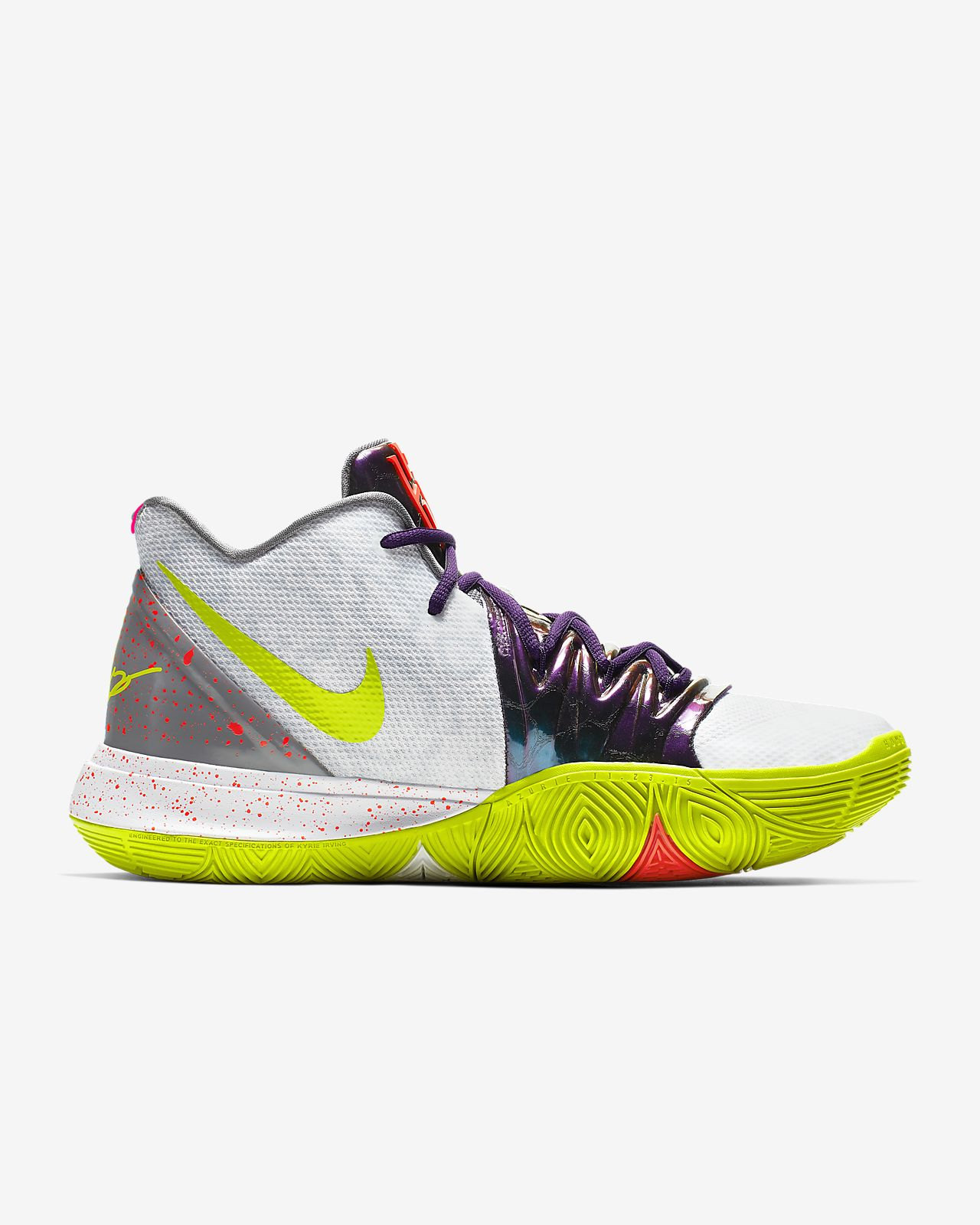 e8a44d7844 Low Resolution Kyrie 5 Basketball Shoe Kyrie 5 Basketball Shoe