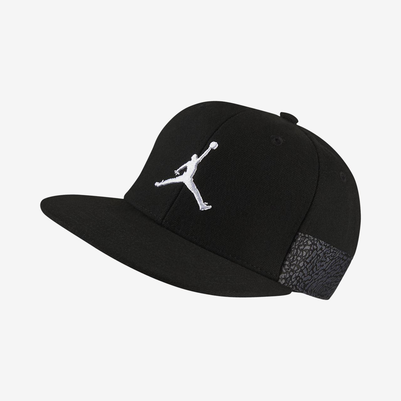 Jordan 3 儿童可调节运动帽