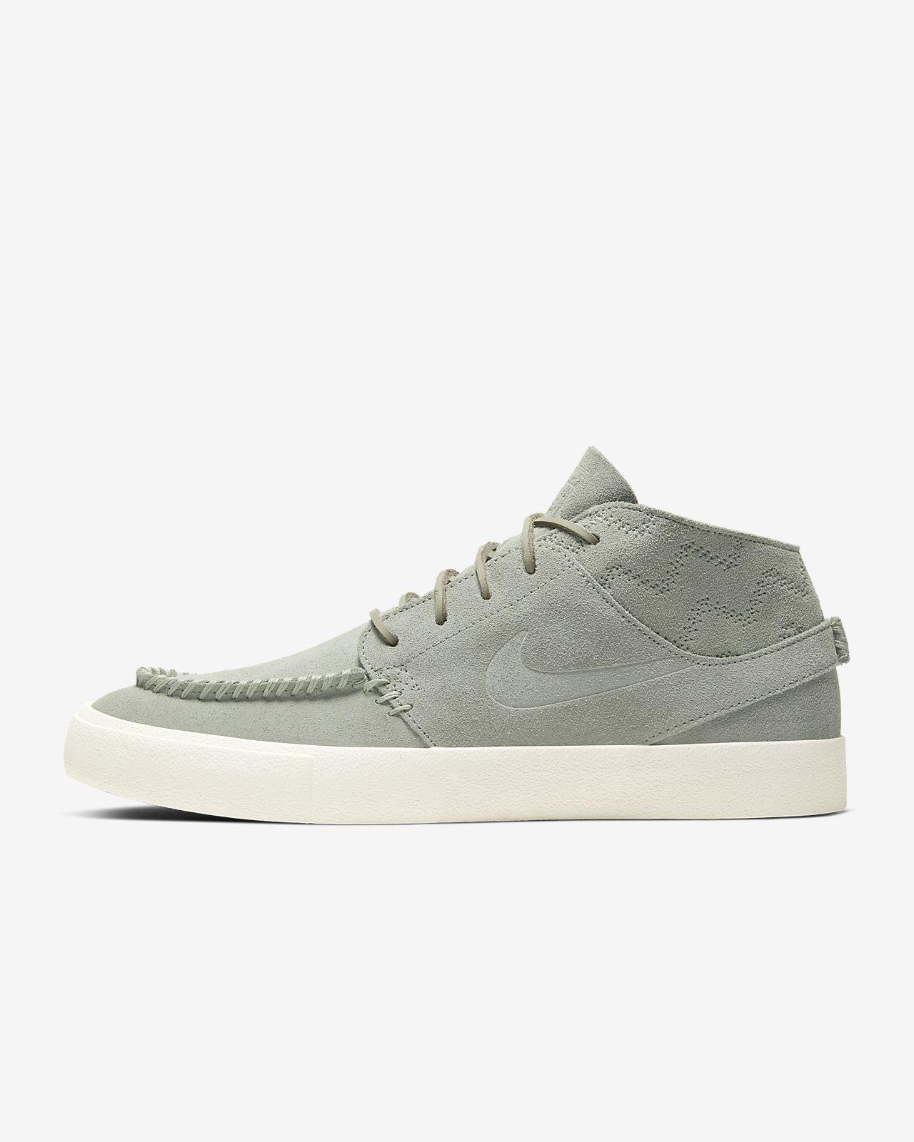 Nike SB Zoom Stefan Janoski Mid Crafted Erkek Kaykay Ayakkabısı