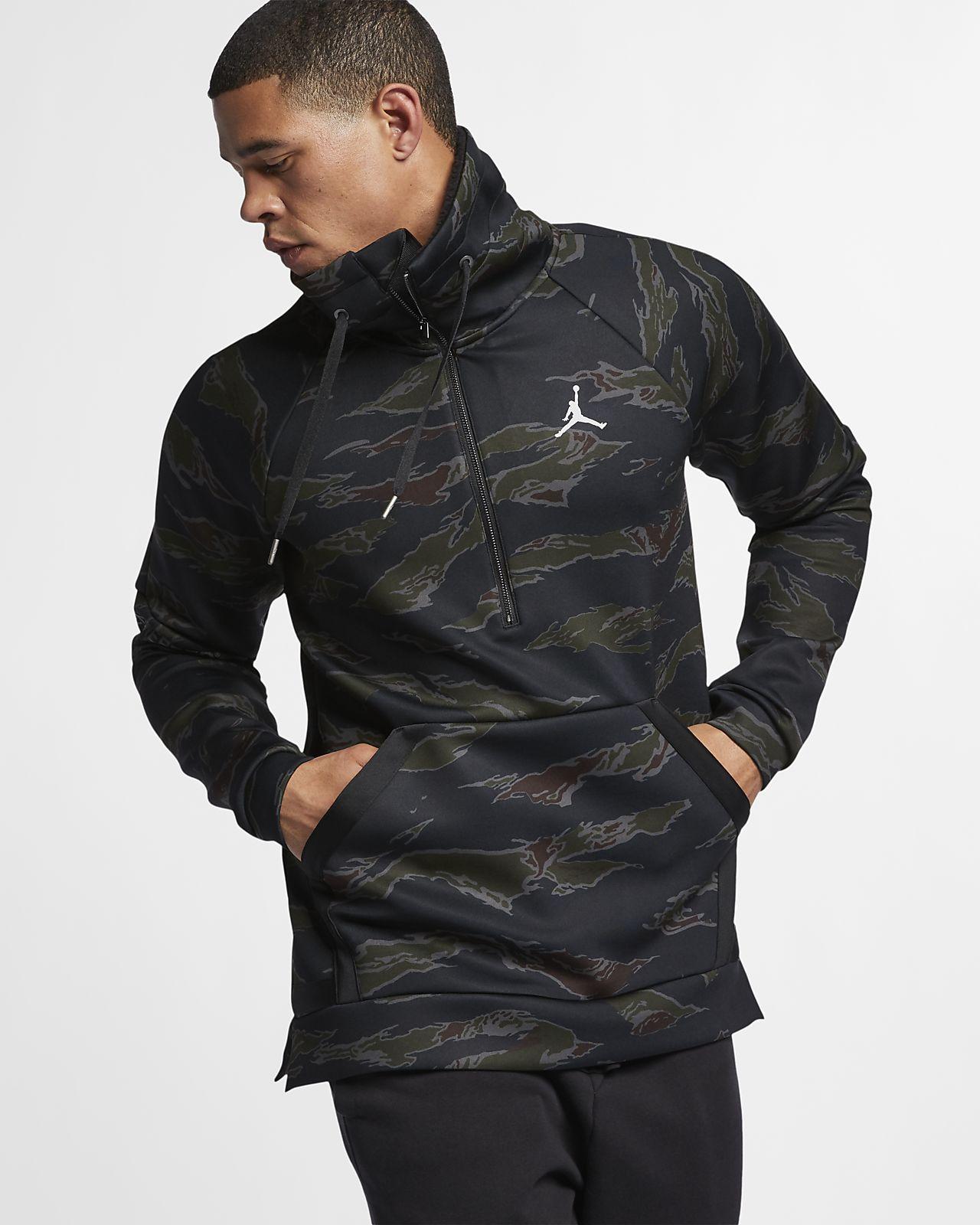 Jordan Sportswear Flight Tech Men s Camo Anorak. Nike.com 988f3c1d9090