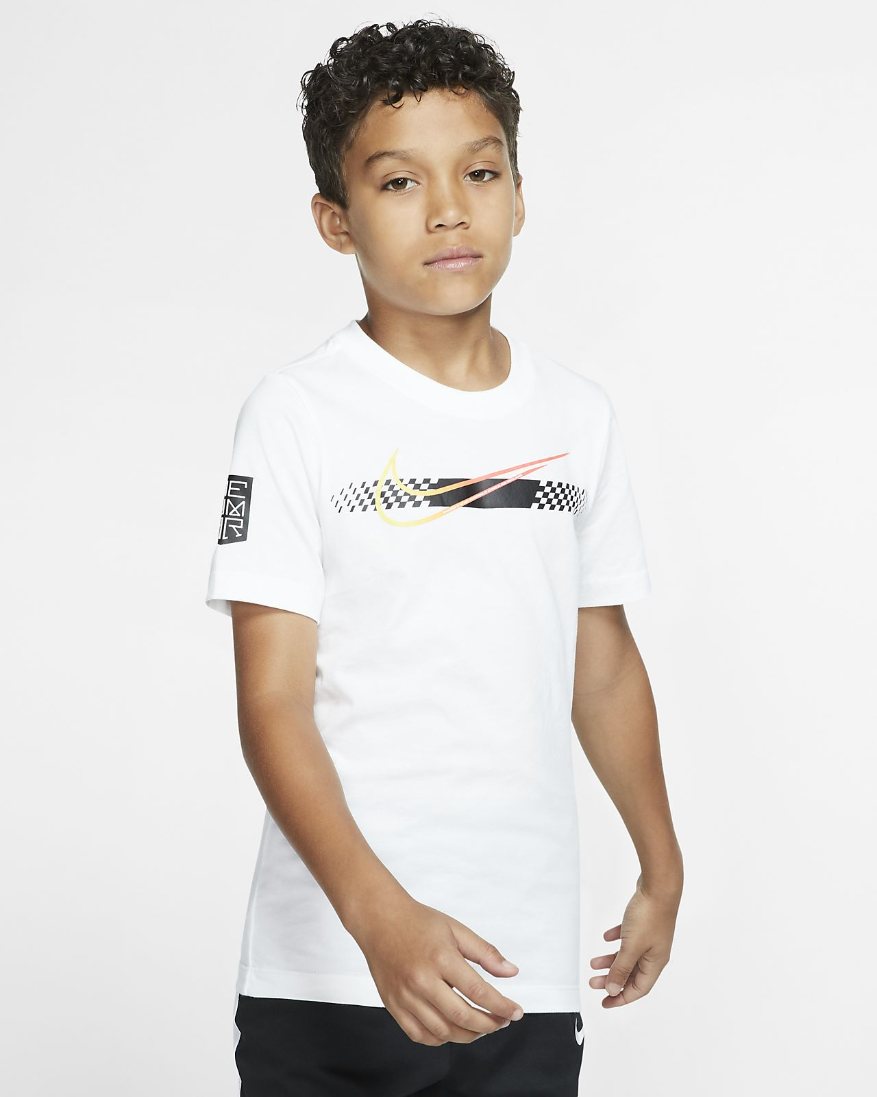 Tee-shirt de football Neymar Jr. pour Enfant