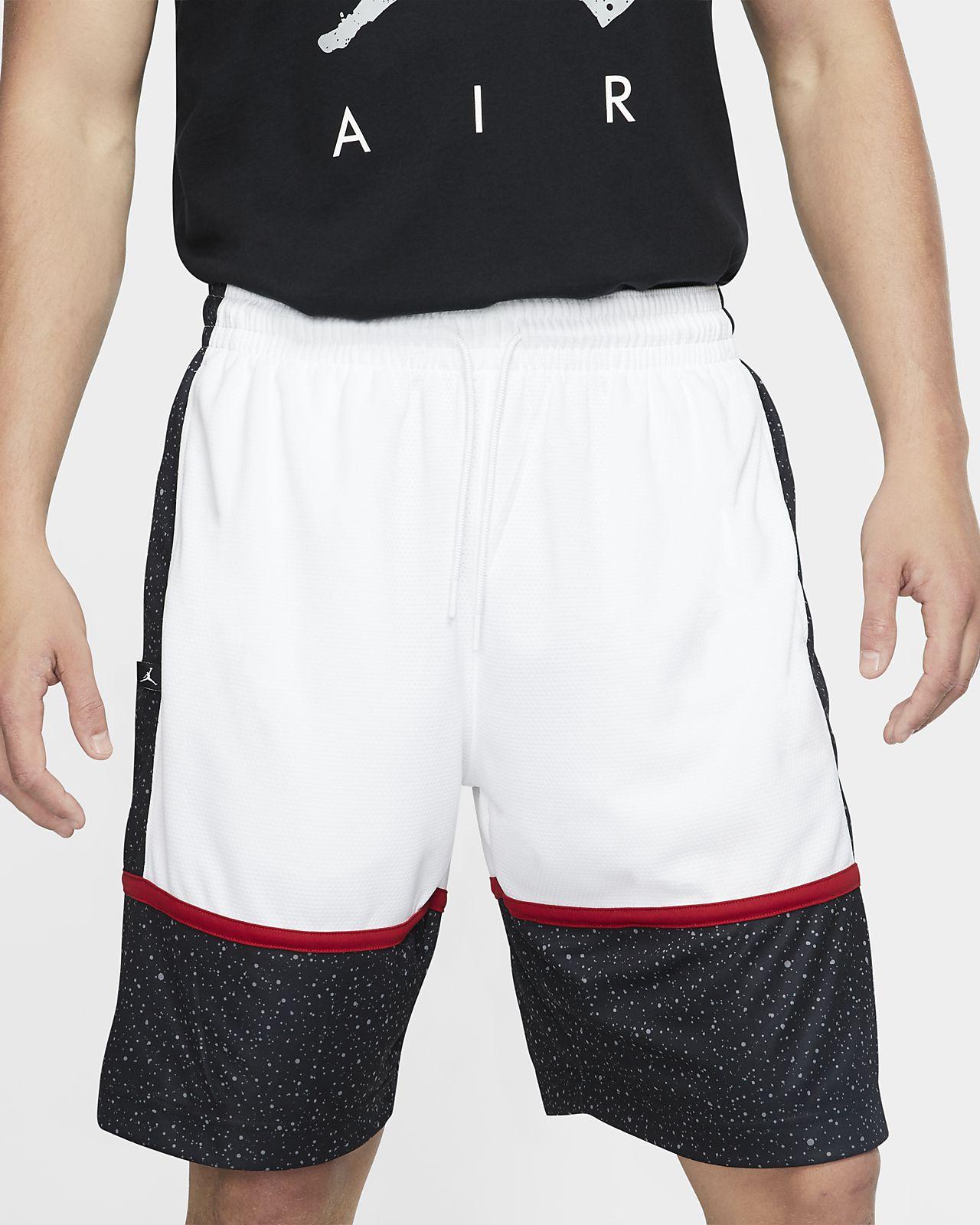 Shorts de básquetbol estampados para hombre Jordan Jumpman