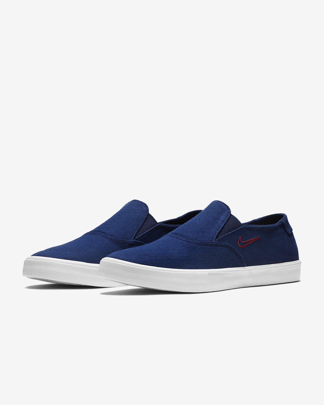 Pánská nazouvací skateboardová bota Nike SB Portmore II Solarsoft ... f85eee5ecf