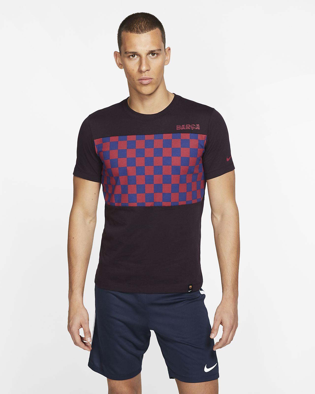 T-shirt FC Barcelona för män