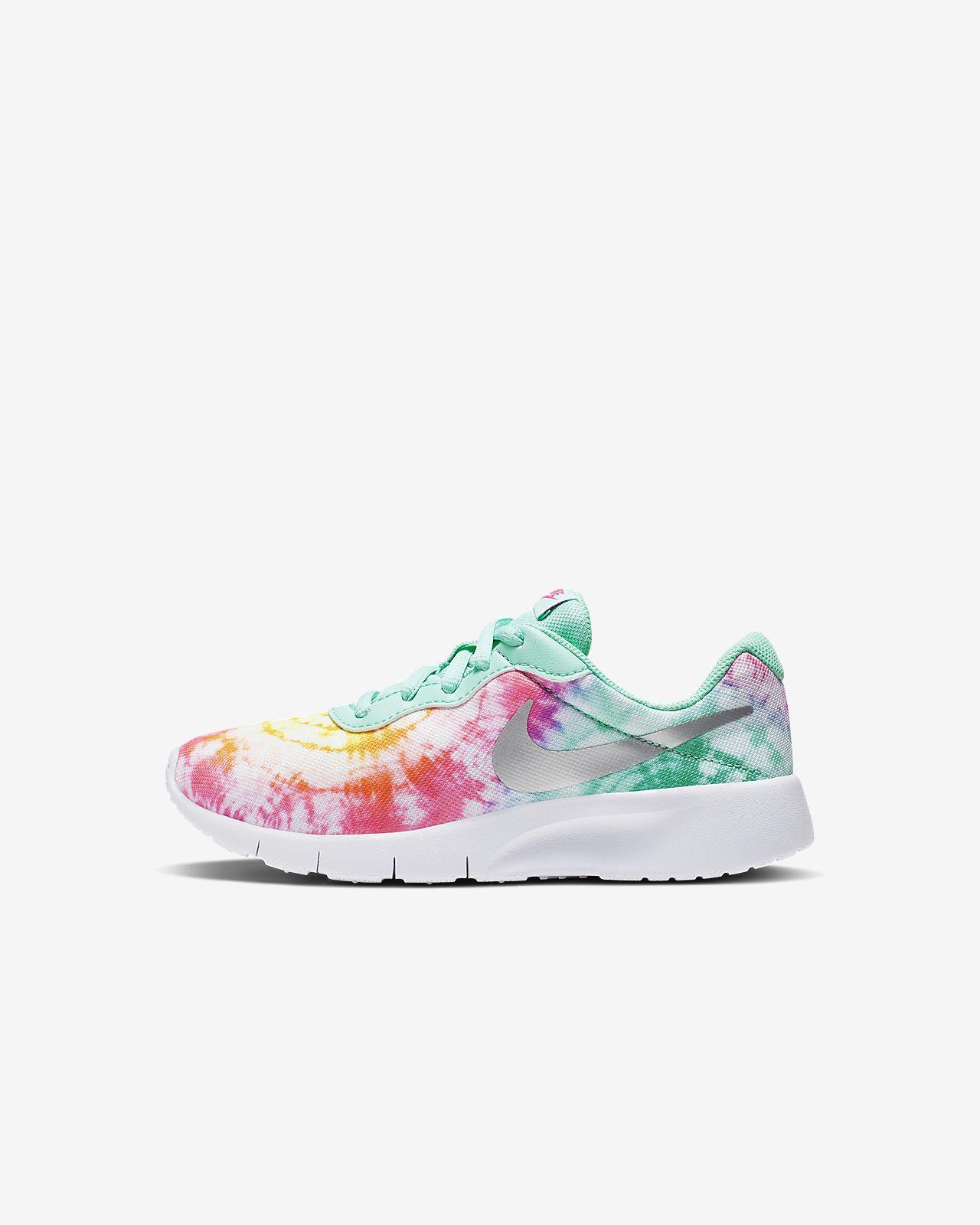 a23634a82f Nike Tanjun Print Little Kids' Shoe. Nike.com