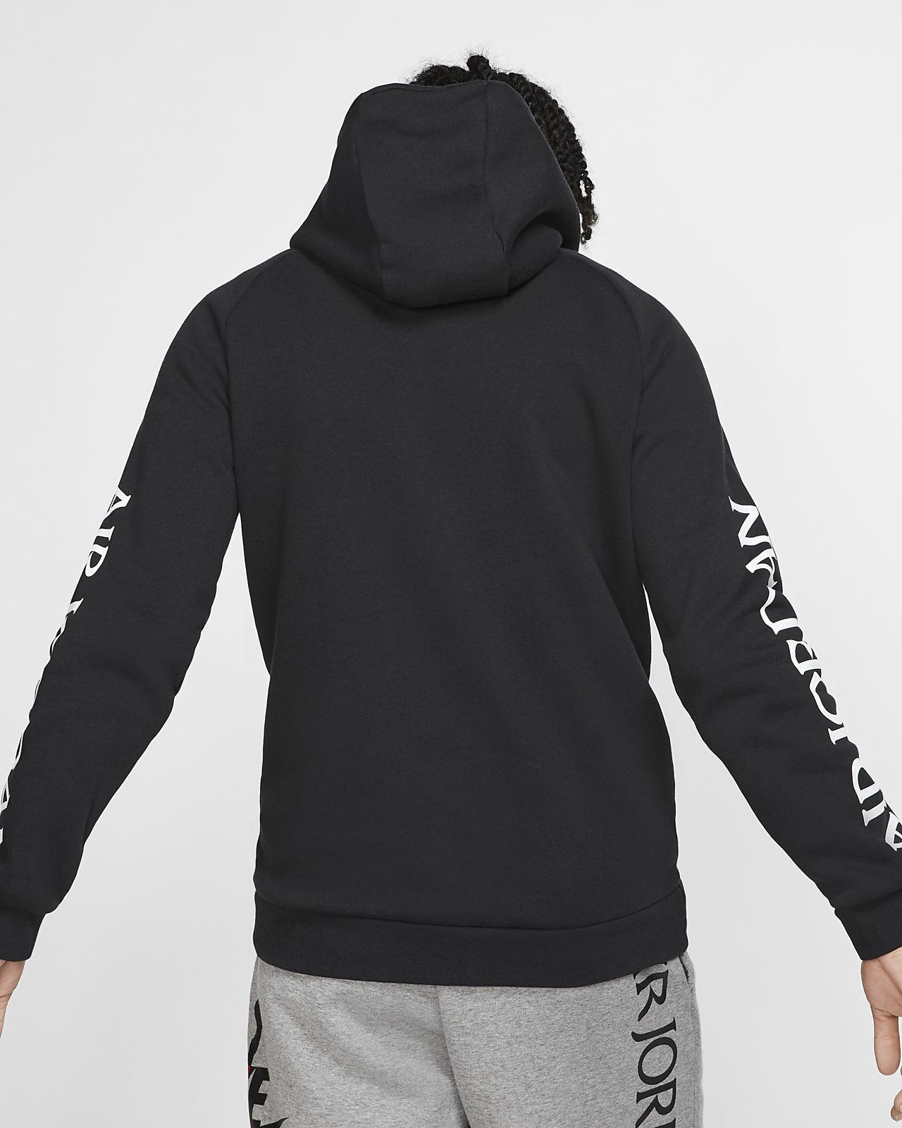 100% genuine undefeated x speical offer Sweat à capuche en tissu Fleece Jordan Jumpman Classics