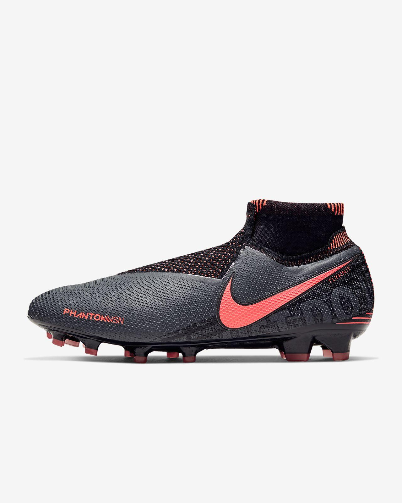Scarpa da calcio per terreni duri Nike Phantom Vision Elite Dynamic Fit FG