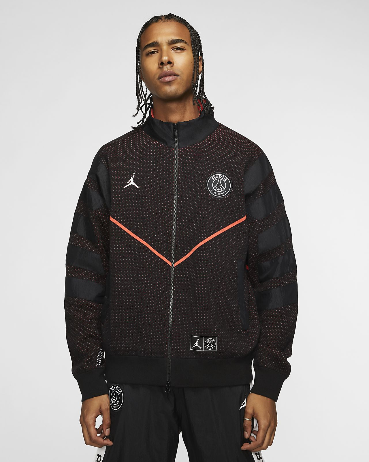 Paris Saint-Germain Men's Jacket