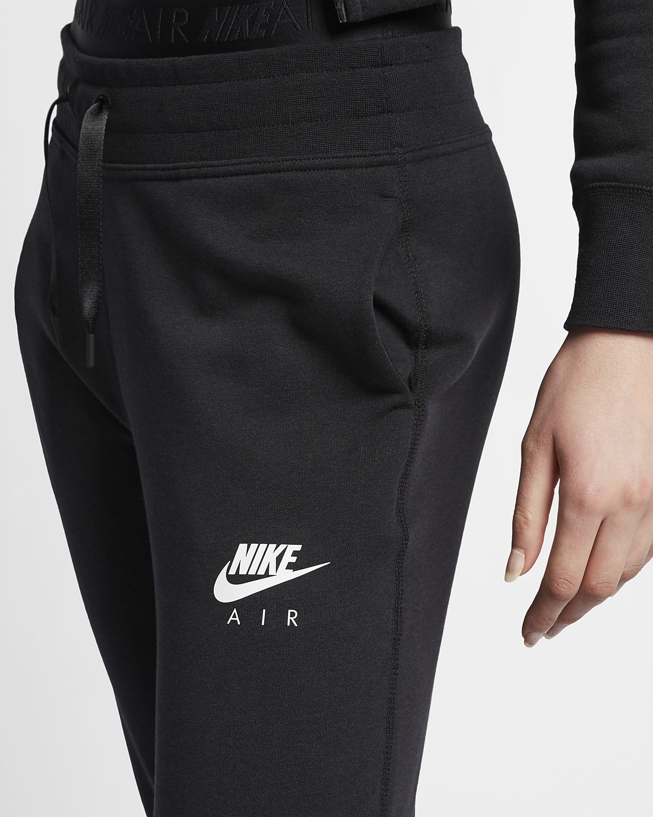 493ed25b242b27 Nike Air Women s Fleece Trousers. Nike.com ID
