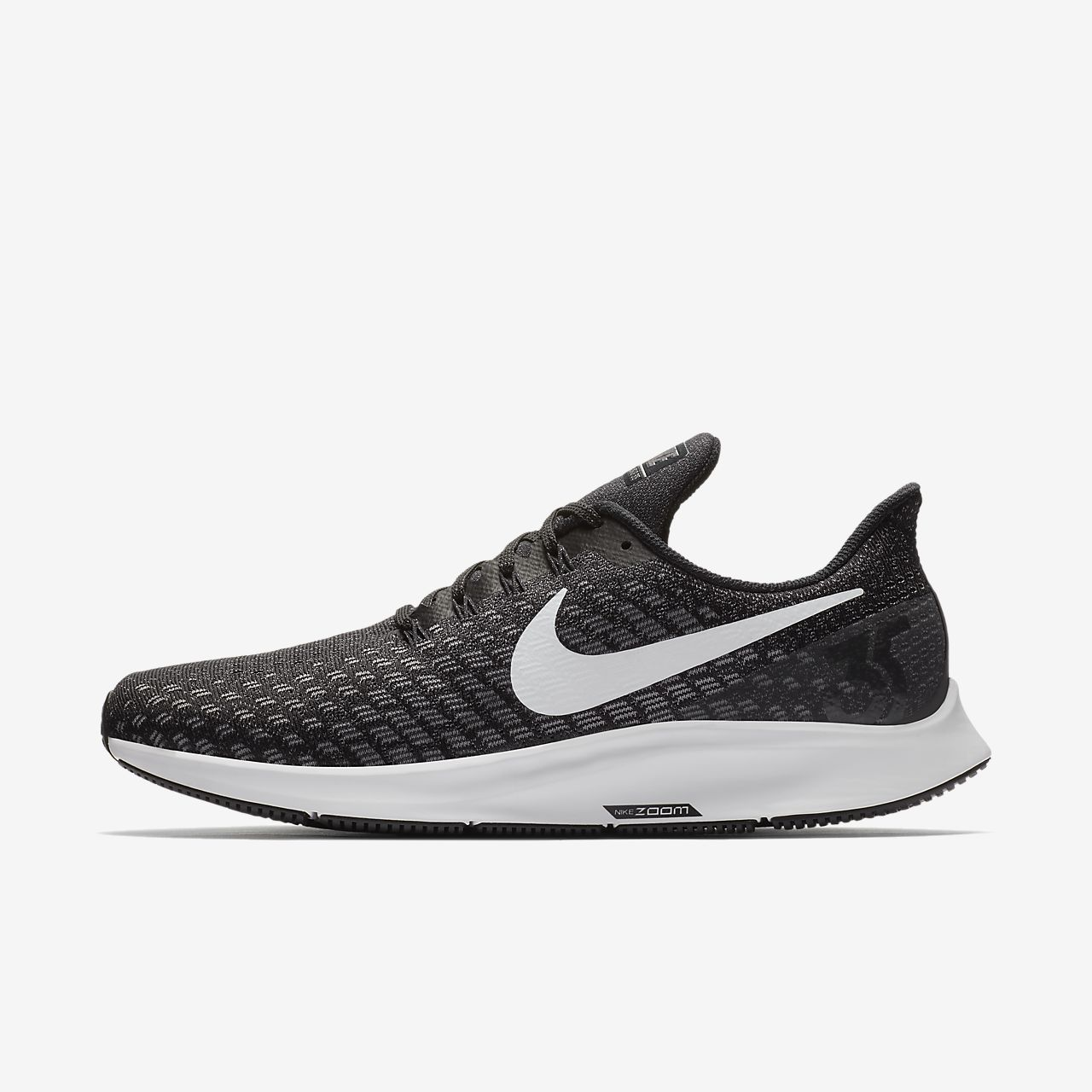 Nike Air Zoom Pegasus 35 (Wide) Men's Running Shoe