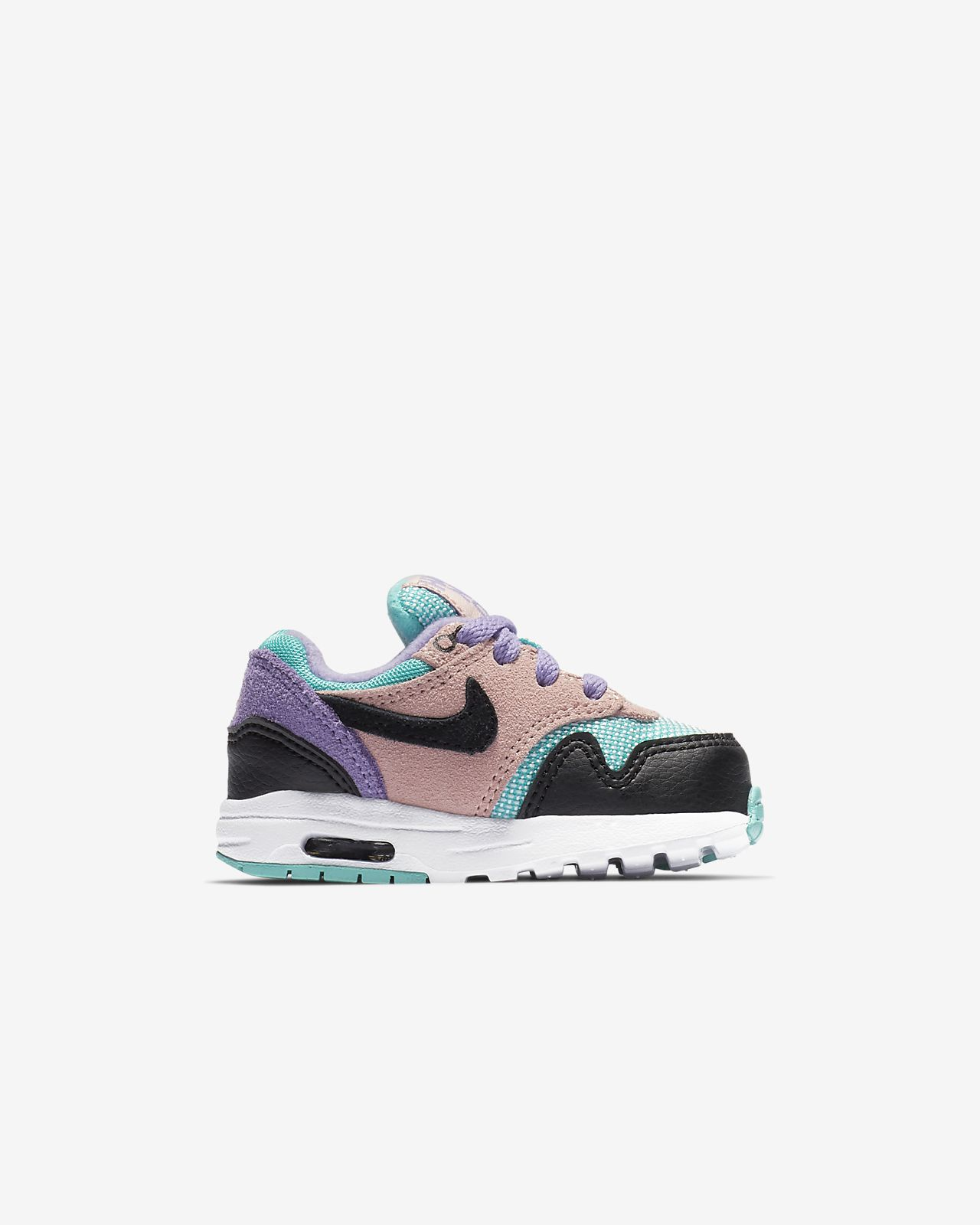 newest 8c449 6296f ... Nike Air Max 1 Infant Toddler Shoe