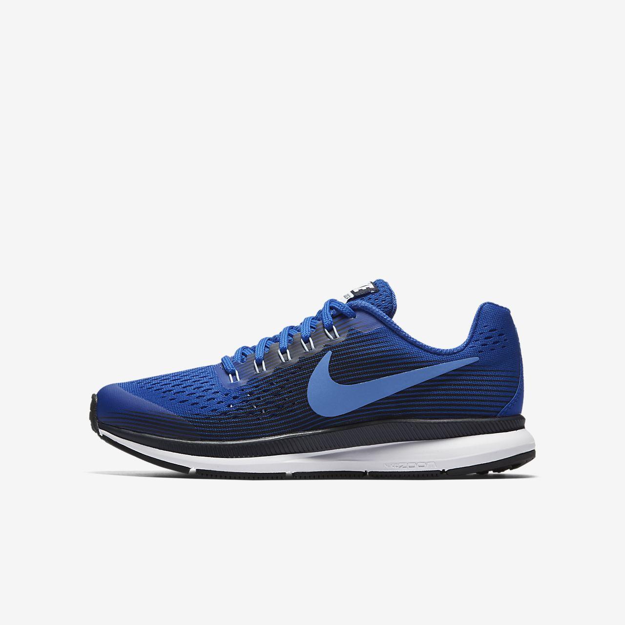 c979e588399a Nike Zoom Pegasus 34 Kids  Running Shoe. Nike.com GB