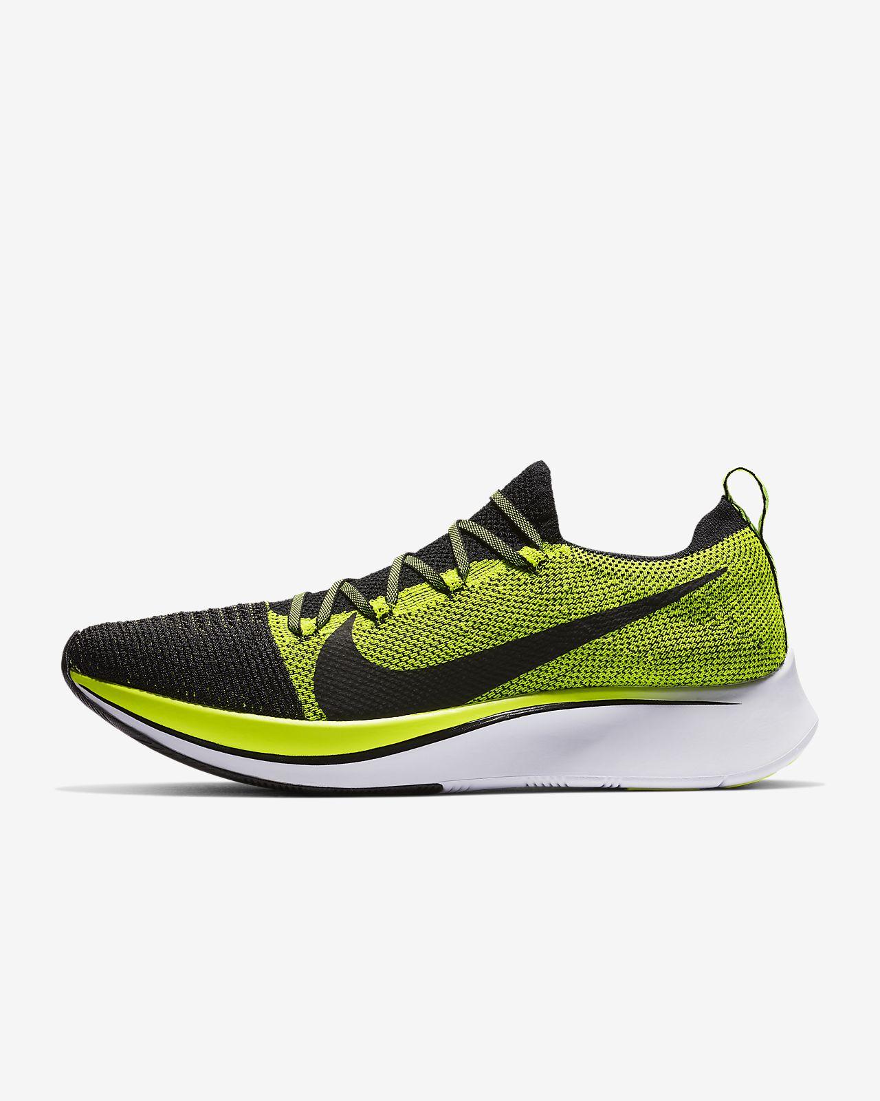 Nike Zoom Fly Flyknit 男子跑步鞋