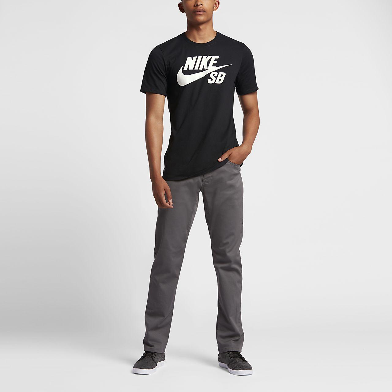 san francisco 9a2c8 c228a ... Nike SB Logo Men s T-Shirt