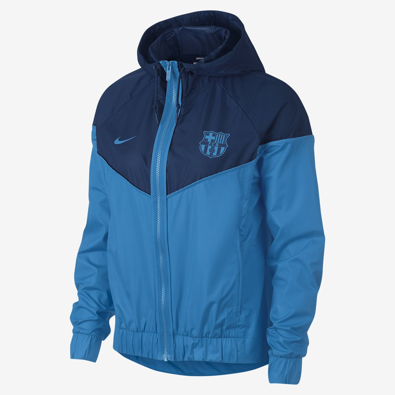 FC Barcelona Windrunner Women's Jacket