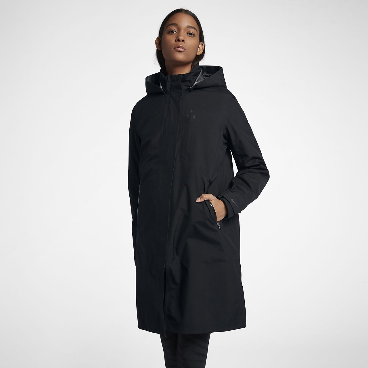... NikeLab ACG 3-in-1 System Women's Coat